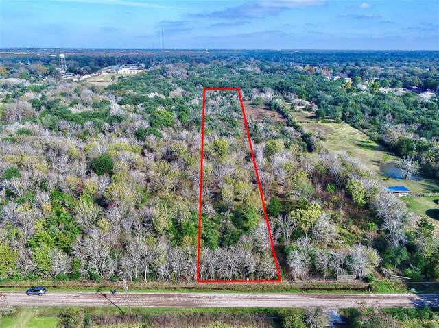 0 Hacker Rd, Hitchcock, TX 77563 (MLS #58706147) :: The Bly Team