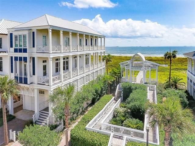 1625 Seaside Drive, Galveston, TX 77550 (MLS #58715315) :: Christy Buck Team