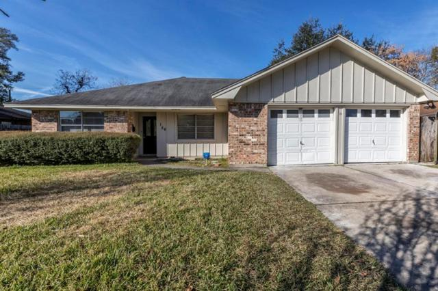 156 Rosine Drive, Beaumont, TX 77707 (MLS #58715730) :: Connect Realty