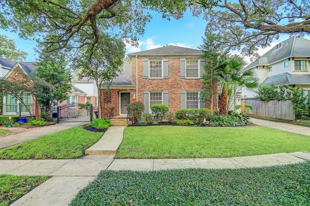 2044 Addison Road, Houston, TX 77030 (MLS #58722120) :: Texas Home Shop Realty