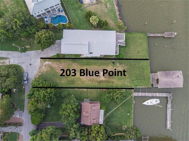 203 Blue Point Road, Clear Lake Shores, TX 77565 (MLS #58722297) :: The Queen Team