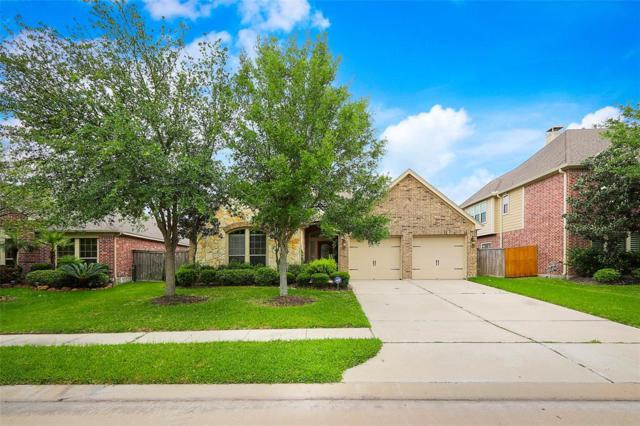 13611 Orchard Wind Lane, Pearland, TX 77584 (MLS #58722913) :: The Kevin Allen Jones Home Team