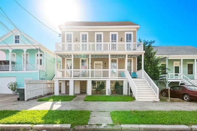 1523 21st Street, Galveston, TX 77550 (MLS #58724860) :: Connect Realty