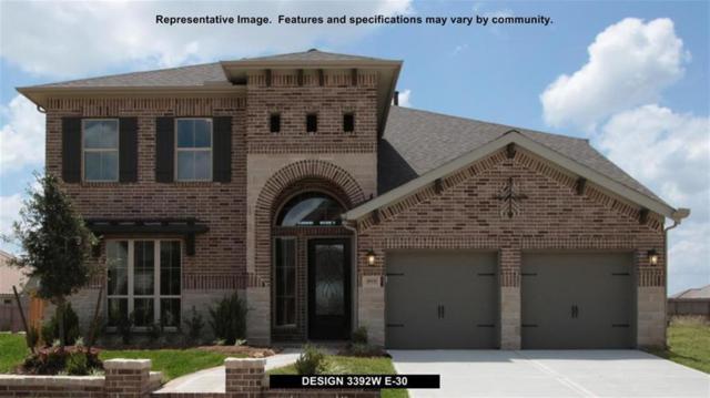 3723 Lake Falls Drive, Fulshear, TX 77441 (MLS #58727638) :: Magnolia Realty