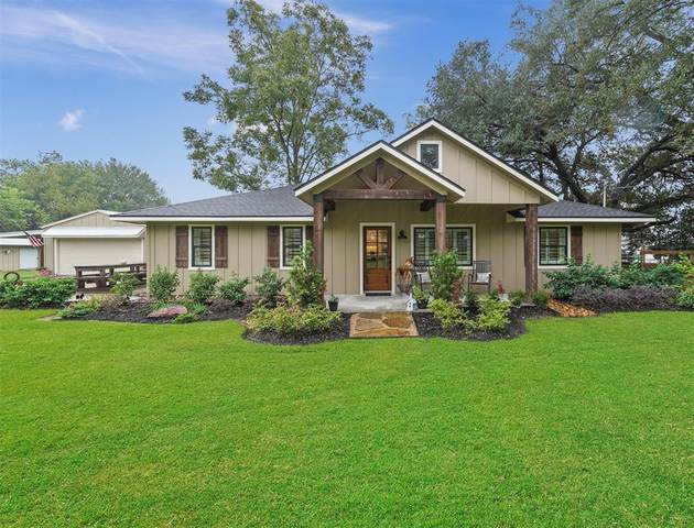13519 Zion Road, Tomball, TX 77375 (MLS #58737329) :: The Freund Group