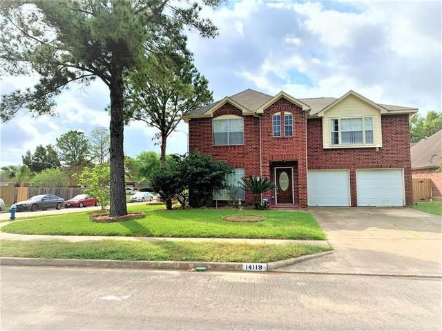 14119 Renn Road, Houston, TX 77083 (MLS #58744909) :: Connect Realty