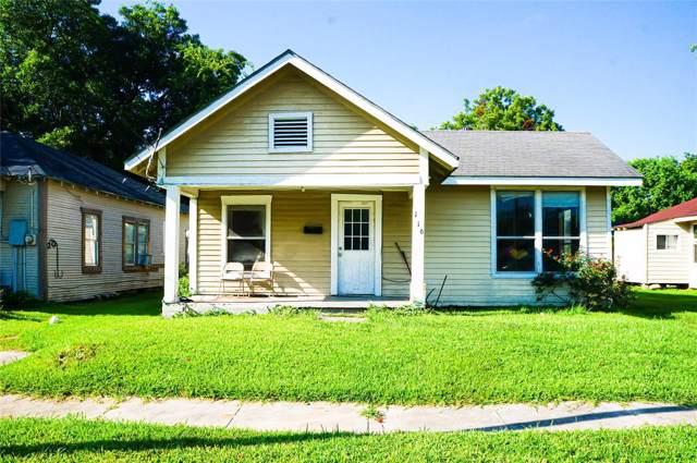 116 E Sterling Street, Baytown, TX 77520 (MLS #58748870) :: The Heyl Group at Keller Williams