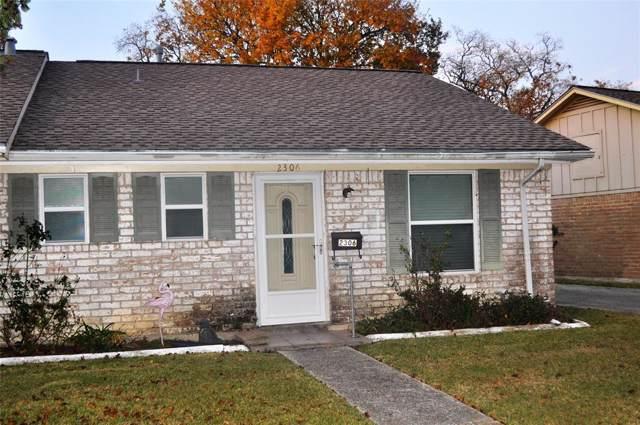 2306 Buchanan Drive, Baytown, TX 77520 (MLS #58750596) :: Texas Home Shop Realty