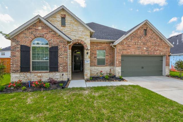 305 Park Terrace Drive, Conroe, TX 77304 (MLS #58755088) :: Texas Home Shop Realty