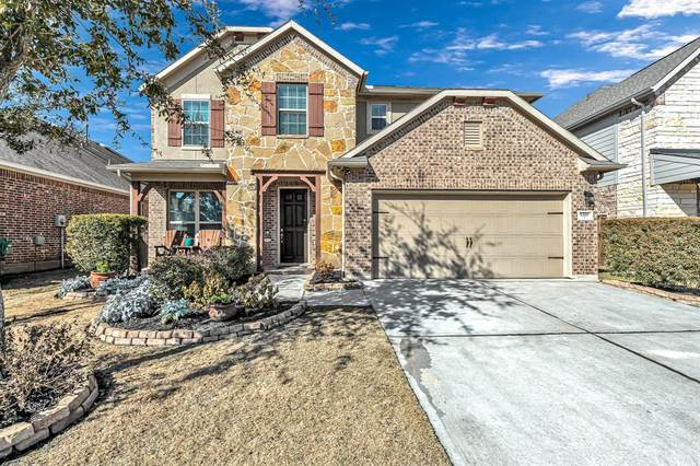 6410 Wolf Run Drive, Katy, TX 77493 (MLS #58757804) :: The SOLD by George Team
