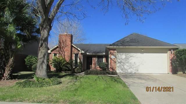 4815 Meadowglen Drive, Pearland, TX 77584 (MLS #58759533) :: Christy Buck Team