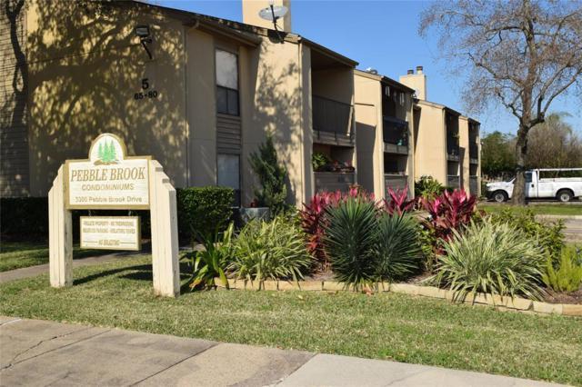 3300 Pebblebrook Drive #69, Seabrook, TX 77586 (MLS #58762450) :: The SOLD by George Team