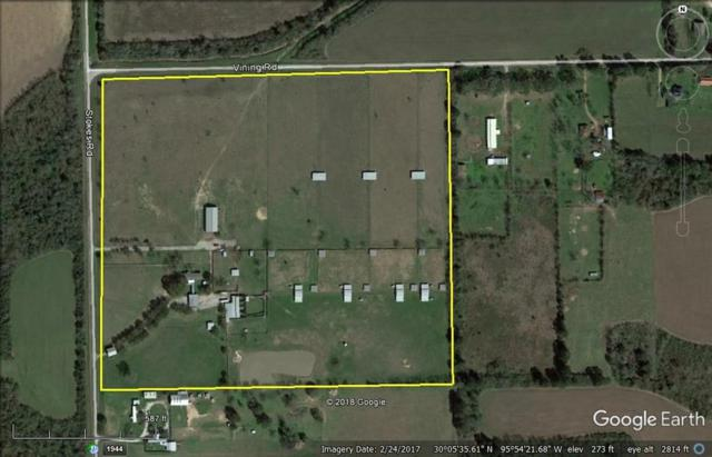 21802 Stokes Road, Waller, TX 77484 (MLS #58763981) :: The Property Guys