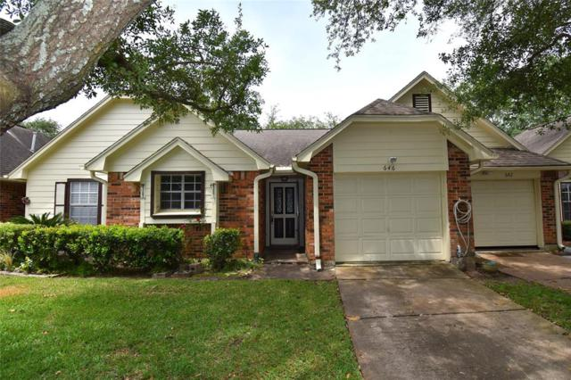 646 W Country Grove Circle, Pearland, TX 77584 (MLS #58766899) :: Texas Home Shop Realty