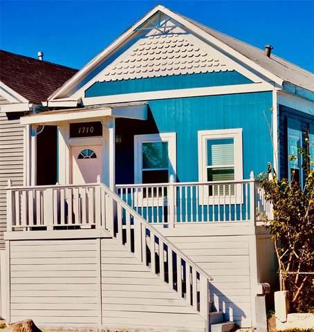 1710 Avenue N, Galveston, TX 77550 (MLS #58768718) :: Lerner Realty Solutions