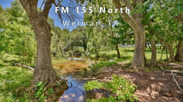 2506 Fm 155 Highway, Weimar, TX 78962 (MLS #58775076) :: Giorgi Real Estate Group