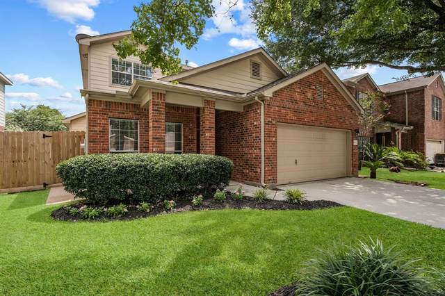 806 Levi Bend, Magnolia, TX 77354 (MLS #58780266) :: The SOLD by George Team