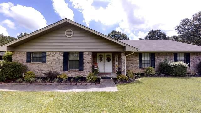 536 County Road 184, Jasper, TX 75951 (MLS #58786394) :: Ellison Real Estate Team