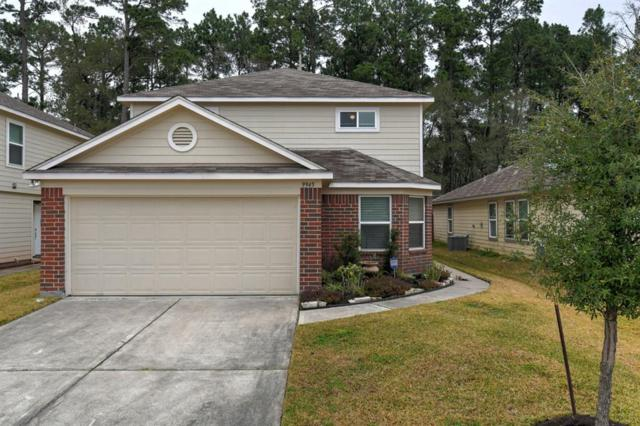 9945 Kingfisher Drive, Conroe, TX 77385 (MLS #58791912) :: The Bly Team