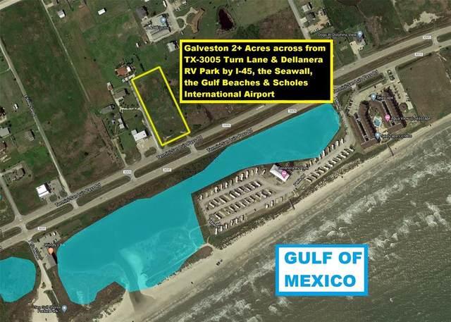 11126 Termini San Luis Pass Road, Galveston, TX 77554 (MLS #58800625) :: Texas Home Shop Realty