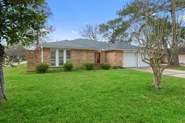 5838 Woodmancote Drive, Humble, TX 77346 (MLS #58800669) :: CORE Realty