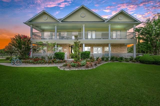 1727 Wild Mustang Canyon Lane, Katy, TX 77493 (MLS #58802371) :: Parodi Group Real Estate