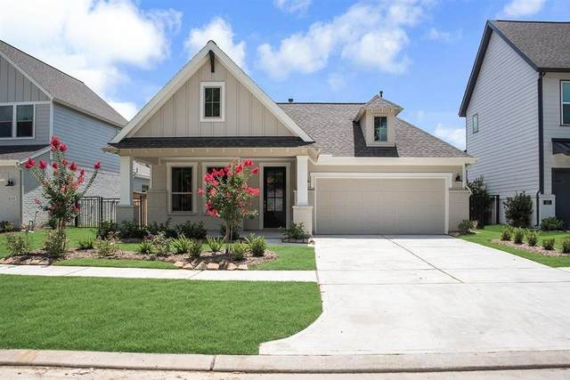 117 Bungalow Drive, Conroe, TX 77316 (MLS #58805736) :: The Freund Group