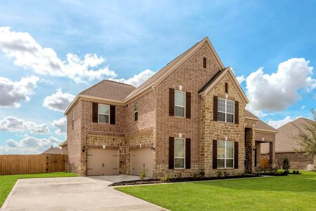 2806 Emerald Pines Lane, Rosharon, TX 77583 (MLS #58826802) :: The Bly Team