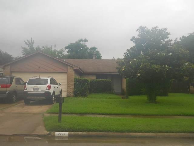 2202 Snowdrop Lane, Houston, TX 77067 (MLS #58829822) :: NewHomePrograms.com LLC