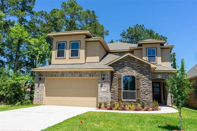 12355 Pebble View Drive, Conroe, TX 77304 (MLS #58836773) :: The Queen Team