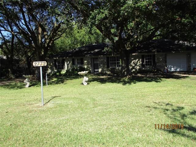 2772 Avenue H, San Leon, TX 77539 (MLS #58840929) :: Ellison Real Estate Team