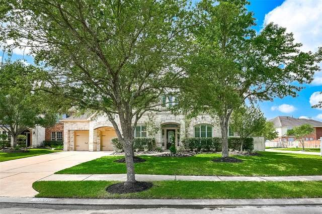 21511 E Winter Violet Court, Cypress, TX 77433 (MLS #58851828) :: The Bly Team