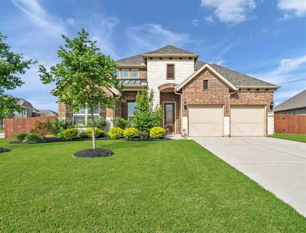 1418 Bonham Pines Lane, League City, TX 77573 (MLS #58863806) :: The Bly Team