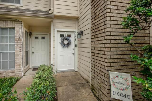 7575 Cambridge Street #1303, Houston, TX 77054 (MLS #58864559) :: Homemax Properties