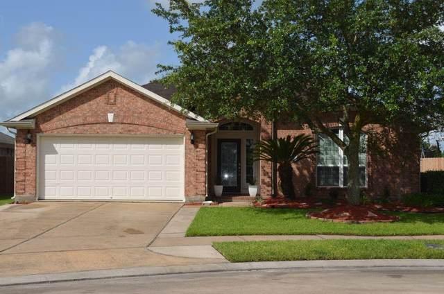 3010 Black Rock Lane, Pearland, TX 77581 (MLS #58875462) :: The Freund Group