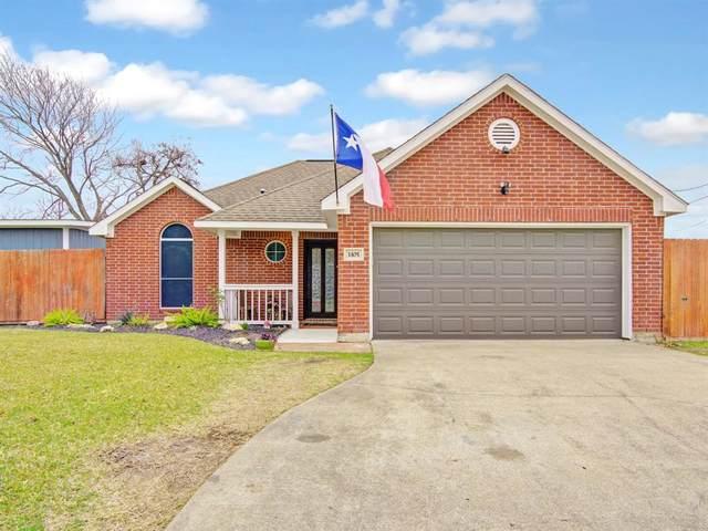 1105 Dutch Street, Deer Park, TX 77536 (MLS #58876049) :: The Freund Group