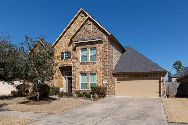 8121 Tranquil Lake Way, Conroe, TX 77385 (MLS #58877267) :: The Property Guys