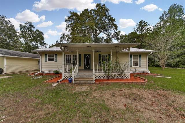 216 County Road 2113, Cleveland, TX 77327 (MLS #58880373) :: Texas Home Shop Realty