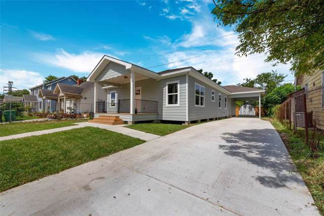 133 Woodvale Street, Houston, TX 77012 (MLS #58880404) :: The SOLD by George Team