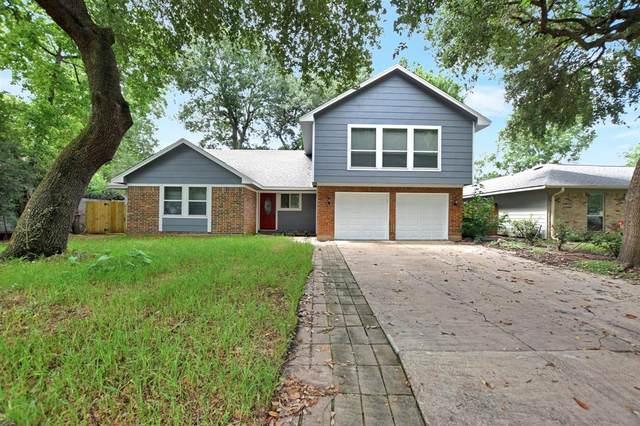 9611 N Weatherwood Drive Drive, Houston, TX 77080 (MLS #58881692) :: The Wendy Sherman Team