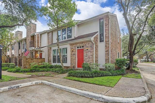 1529 Bering Drive, Houston, TX 77057 (MLS #58894939) :: Caskey Realty