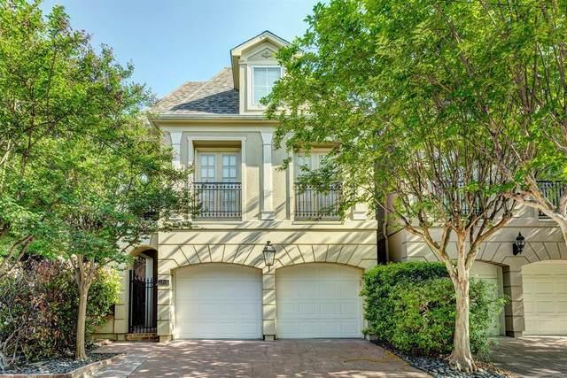 2306 Avalon Place, Houston, TX 77019 (#58896574) :: ORO Realty