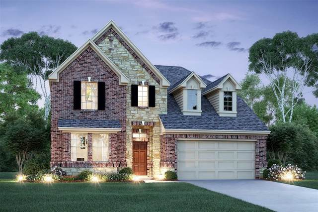 102 Covington Court, Tomball, TX 77375 (MLS #58899623) :: The Queen Team