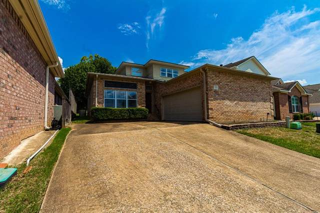 124 Waters Edge At The 18th, Huntsville, TX 77340 (MLS #58899708) :: The Heyl Group at Keller Williams
