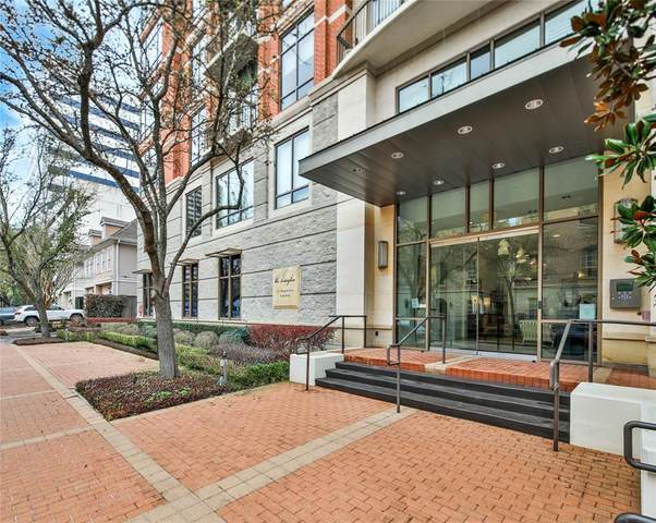 2211 Briarglen Drive #801, Houston, TX 77027 (MLS #58900358) :: The SOLD by George Team