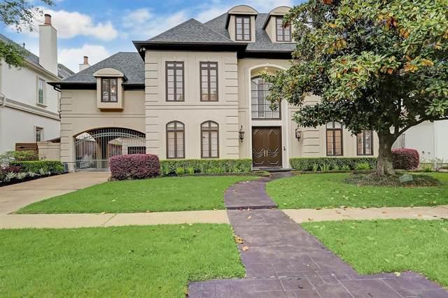 3838 Overbrook Lane, Houston, TX 77027 (MLS #58903719) :: Homemax Properties