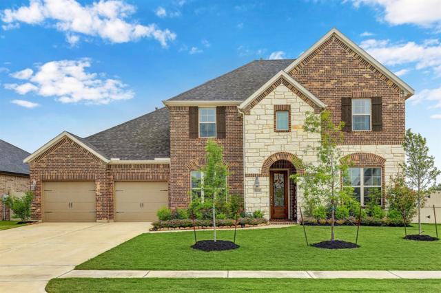 8215 Summer Breeze Lane, Rosenberg, TX 77469 (MLS #5890728) :: Texas Home Shop Realty