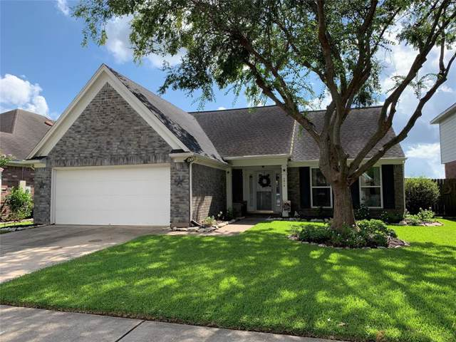 2919 Julie Ann Drive, Pearland, TX 77581 (MLS #58910731) :: Christy Buck Team