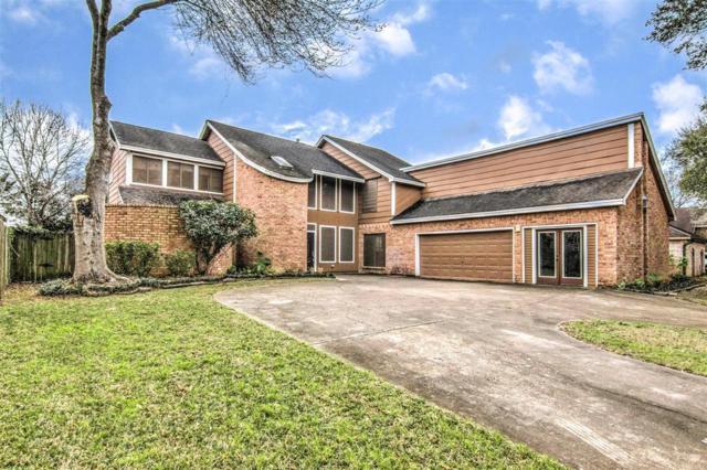 14207 Islandwoods Drive, Houston, TX 77095 (MLS #5891673) :: The Heyl Group at Keller Williams