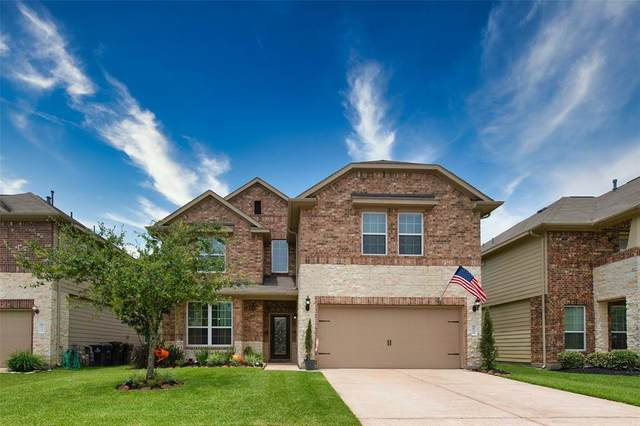 30727 Lavender Trace Drive, Spring, TX 77386 (#58927622) :: ORO Realty